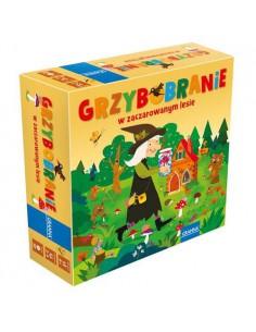 Gra GRZYBOBRANIE 216 GRANNA 4-99 lata-1485