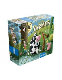 Gra SUPERFARMER Z RANCHA GRANNA  7 lat-1506