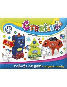 Zestaw origami roboty ASTRA CREATIVO-3314