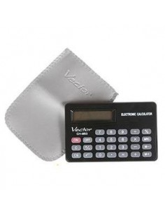Kalkulator Vector CH-853 podstawowy 8,5x5,5 cm-3924