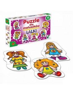 Puzzle dla maluszków LALKI ALEXANDER-3262