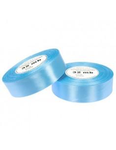 12mm WS8099 Wstążka satynowa błękitna 32mb-5648