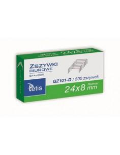 Zszywki biurowe 24/8 101-D TETIS-723