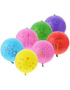 Balony PIŁKA z nadrukiem-6336