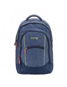 Plecak młodzieżowy BELMIL 338-27 GREEN STRIPE-6644