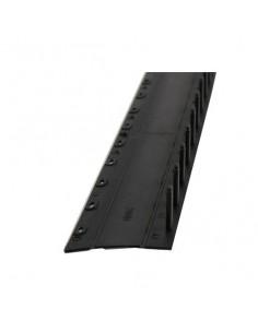 Grzbiet zatrzaskowy A4 6 mm czarny 25 szt. OPUS -5385