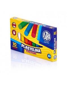 Plastelina 10 kolorów ASTRA-6574