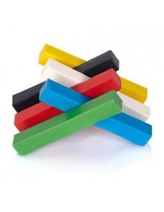 Plastelina kwadratowa 6 kolorów ASTRA-6581
