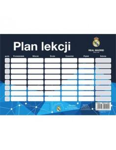 Plan lekcji RM-108 Real Madryt -6534