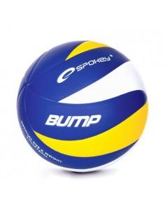 Piłka siatkowa BUMP II niebieska -7401