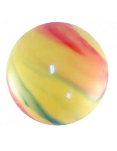 Piłka gumowa tęczowa 260-7518