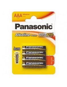 Bateria PANASONIC alkaiczna LR3 4szt. AAA-7617