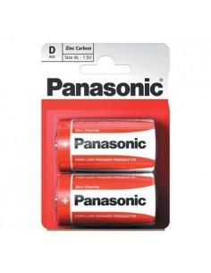Bateria PANASONIC R20 2szt-7620