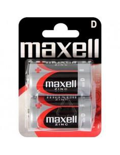 Bateria MAXEL ZINC R20 2szt 774401.04-7647