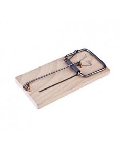 BROS Łapka na myszy drewniana-6160