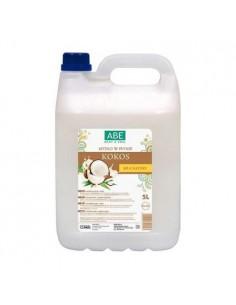 Mydło w płynie ABE 5L KOKOS-4142