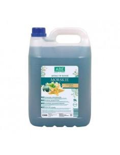 Mydło w płynie ABE 5l ALGI MORSKIE-6286