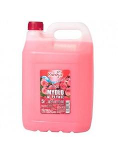 Mydło w płynie POEZJA różane 5L-6289