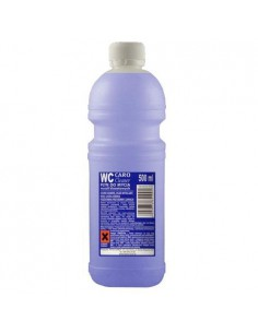 WC CLEANER płyn kwas 500ml-6774