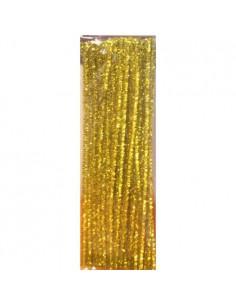 Druty pluszowe DPK 01 złote-2689