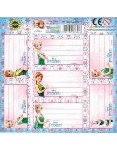 Nalepki na zeszyty KRAINA LODU-8217
