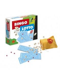 Gra loteryjna BINGO - LOTTO Alexander 5 -3410