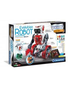 Naukowa zabawa ROBOT EVOLUTION Clementoni  8 lat-8709