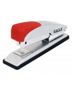 Zszywacz EAGLE czerwony 205/207 20k (24/6)-686