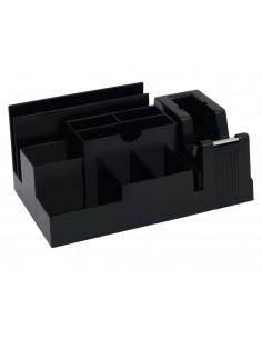 Przybornik biurkowy 330B bez wyposażenia czarny-3042
