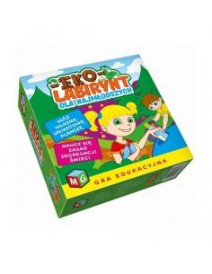 Eko labirynt dla najmłodszych- gra edukacyjna