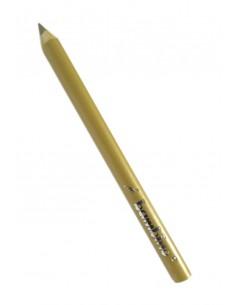 Kredka BAMBINO złota w oprawie drewnianej