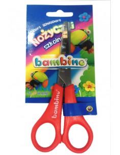 Nożyczki szkolne BAMBINO standard-3171