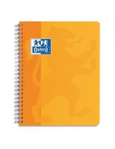 Kołozeszyt notatnik 90 x 140 mm 50k kratka-3941