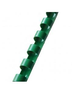 Grzbiet do bindowania 8 mm zielony 100 szt. OPUS-5393