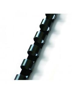 Grzbiet do bindowania 8 mm czarny 100 szt. OPUS -5392