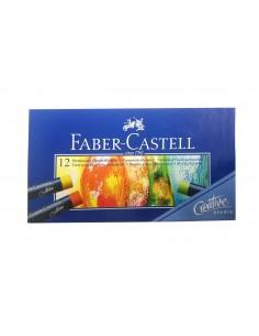 Pastele kredki olejne Creativ Studio 12 kolorów Faber-Castel