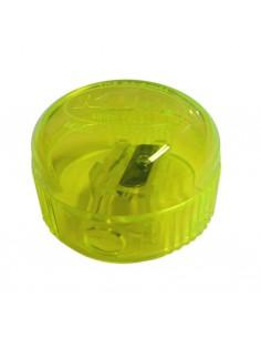 Temperówka KUM z pojemnikiem plastikowa pojedyncza