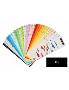 Brystol A1 czarny 160g R99 RAINBOW-7671