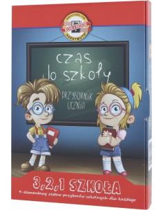 Zestaw szkolny upominkowy BOX 3,2,1 KOH-I-NOOR