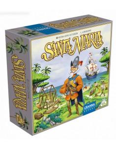 Gra ekonomiczna strategiczna Santa Maria Granna