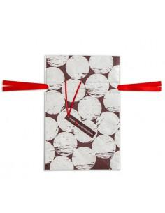 Torebka ozdobna prezentowa kółka 20x30 cm