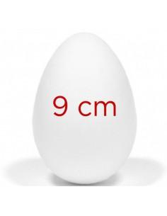 Jajka styropianowe 9 cm-3869
