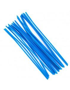Druciki kreatywne 30cm niebieskie 25szt.