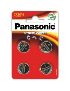 Baterie PANASONIC CR2016 L 4 szt. 3V