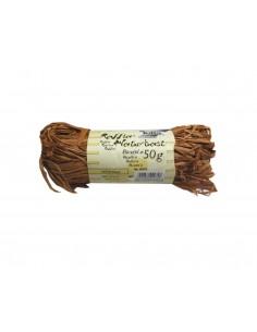 Sznurek Rafia- brązowa 50 g