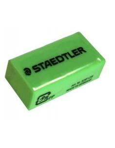 Gumka ołówkowa Staedtler, kolory neonowe