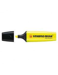 Zakreślacz STABILO BOSS żółty-4877