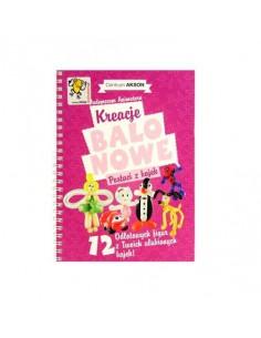 Książka: Kreacje balonowe. Postaci z bajek cz.2