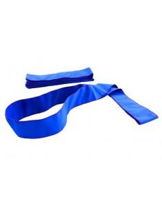 Szarfa gimnastyczna szkolna 1szt niebieska