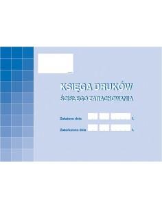 Księga druków ścisłego zarachowania 710-1 A4